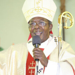 Cardinal John Njue opposed gay rights, tetanus vaccine